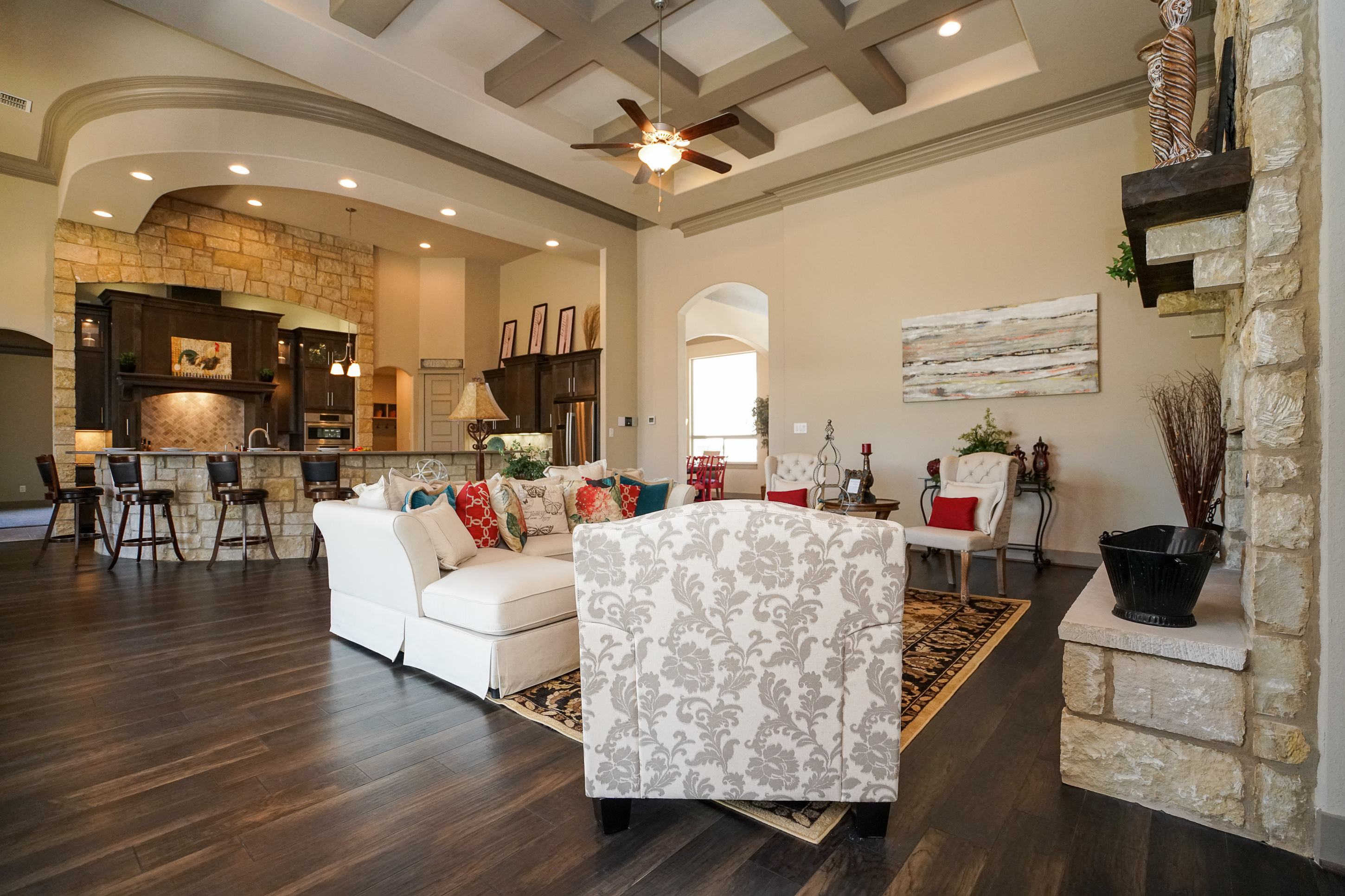 Home builders in abilene tx - Builder Texas Whitestone Custom Homes Thrives On Lot Availability