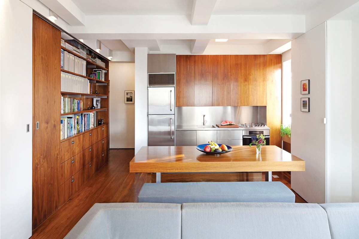Transformer Loft New York Residential Architect Award Winners Interiors