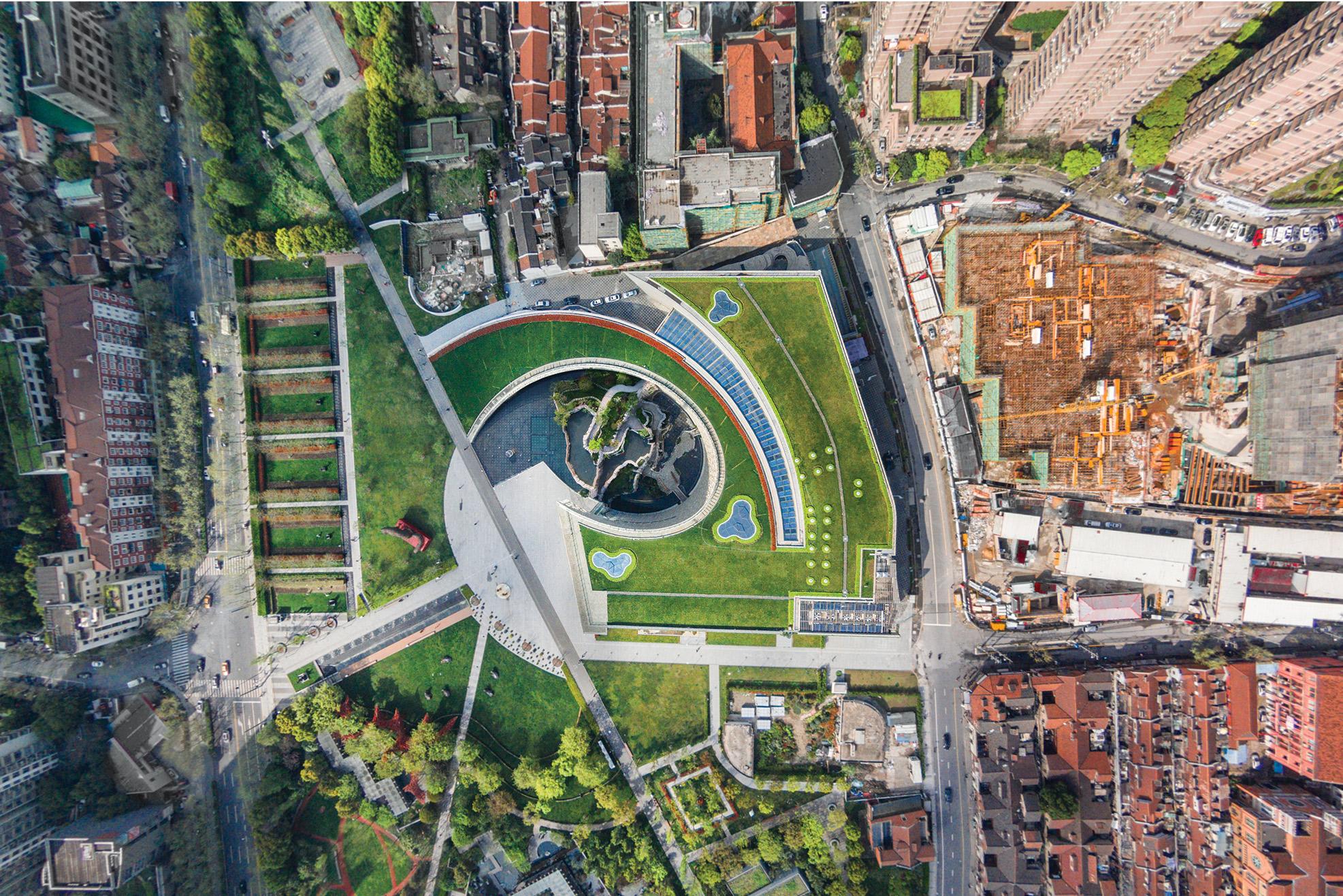 Ralph Johnson New Topographies Architect Magazine