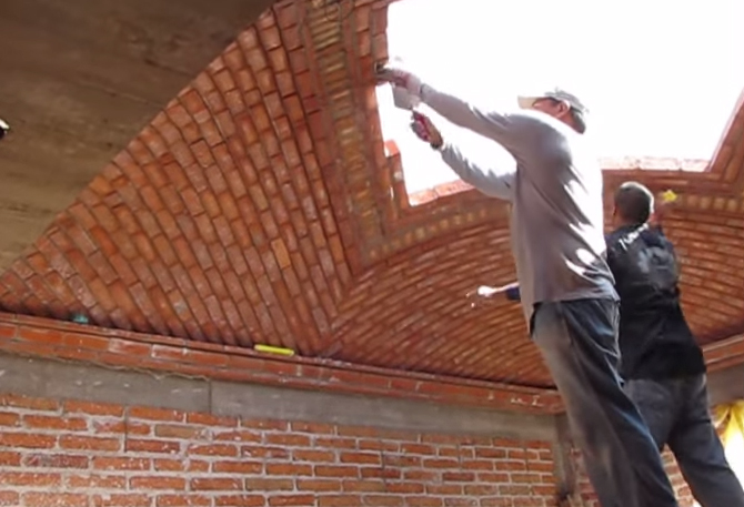 Building A Vaulted Ceiling Without Support Jlc Online