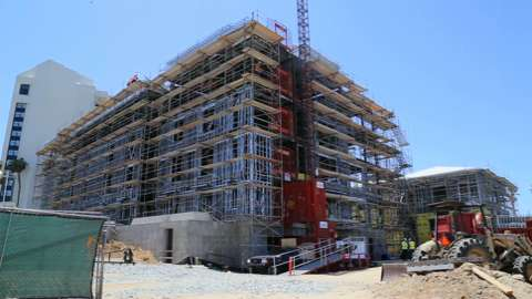 The New Home Company Meridian Newport Beach California