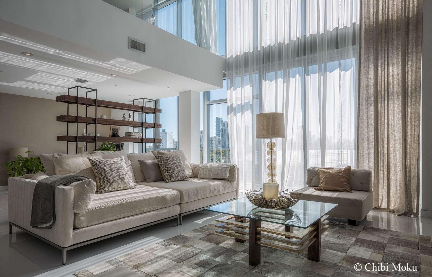 Mila Design Penthouse 7 At 4 Midtown Miami FL Architect Magazine Chi