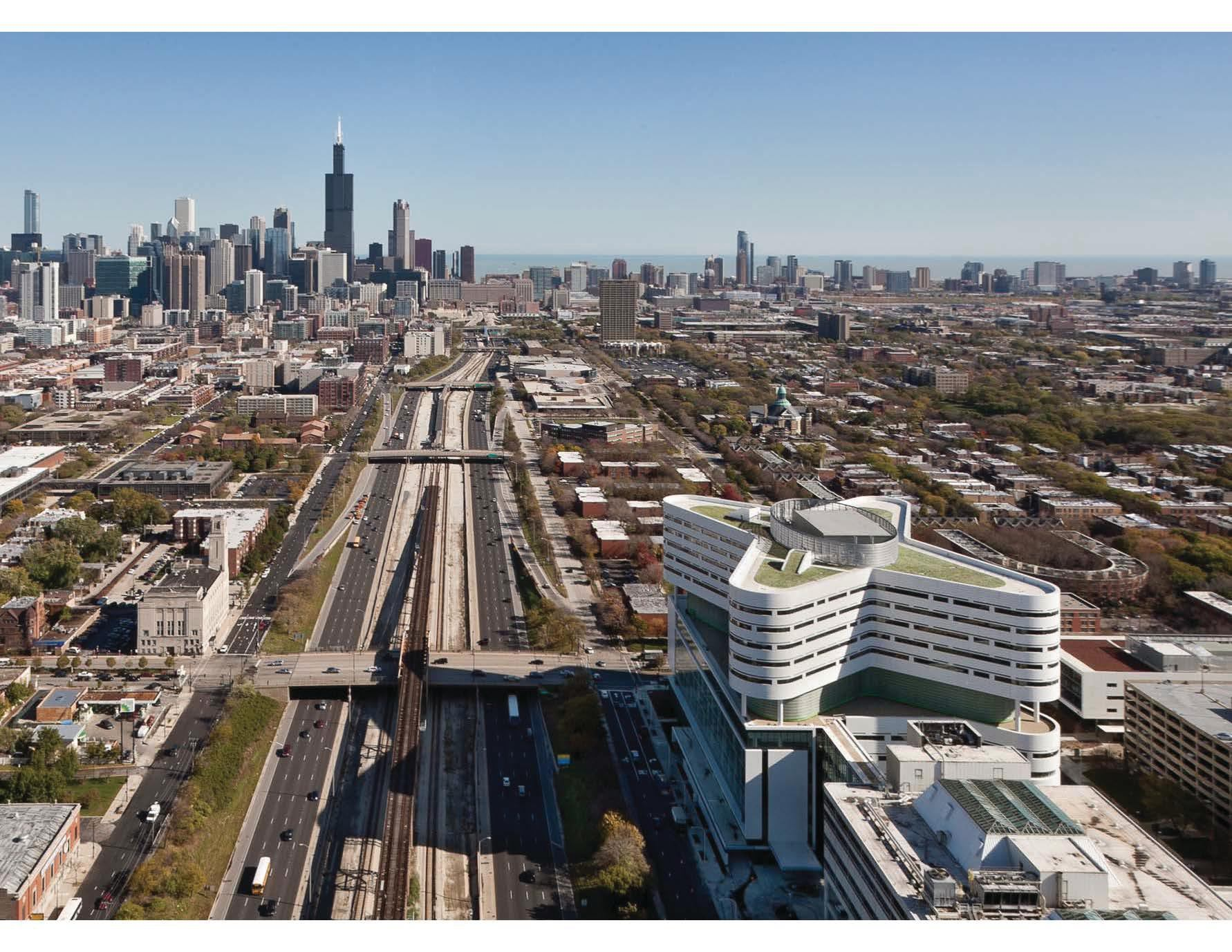 Illinois will county university park - Rush University Medical Center
