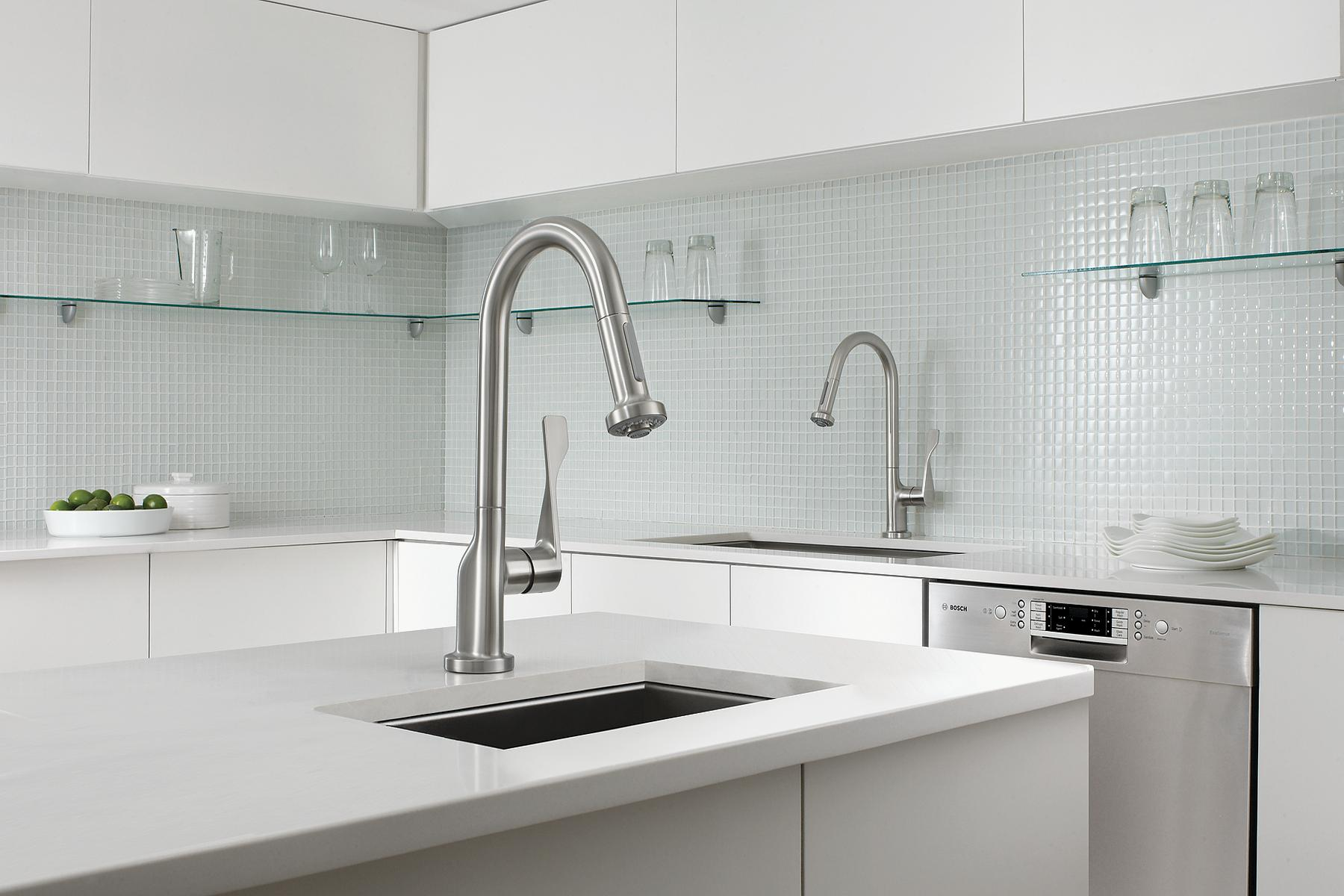 hansgrohe axor citterio prep kitchen faucet remodeling kitchen faucets plumbing bath. Black Bedroom Furniture Sets. Home Design Ideas