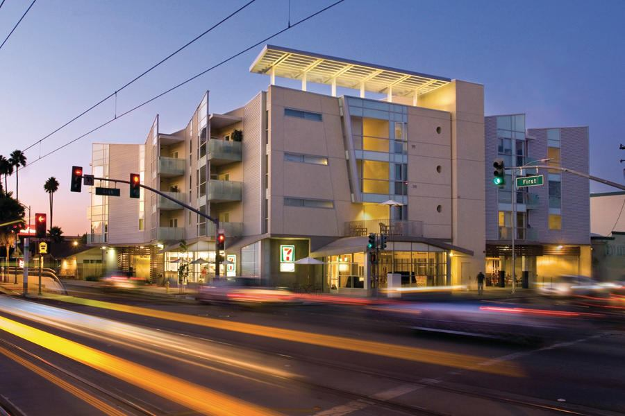 Case study affordable multifamily in san jose for Indoor air design san jose ca