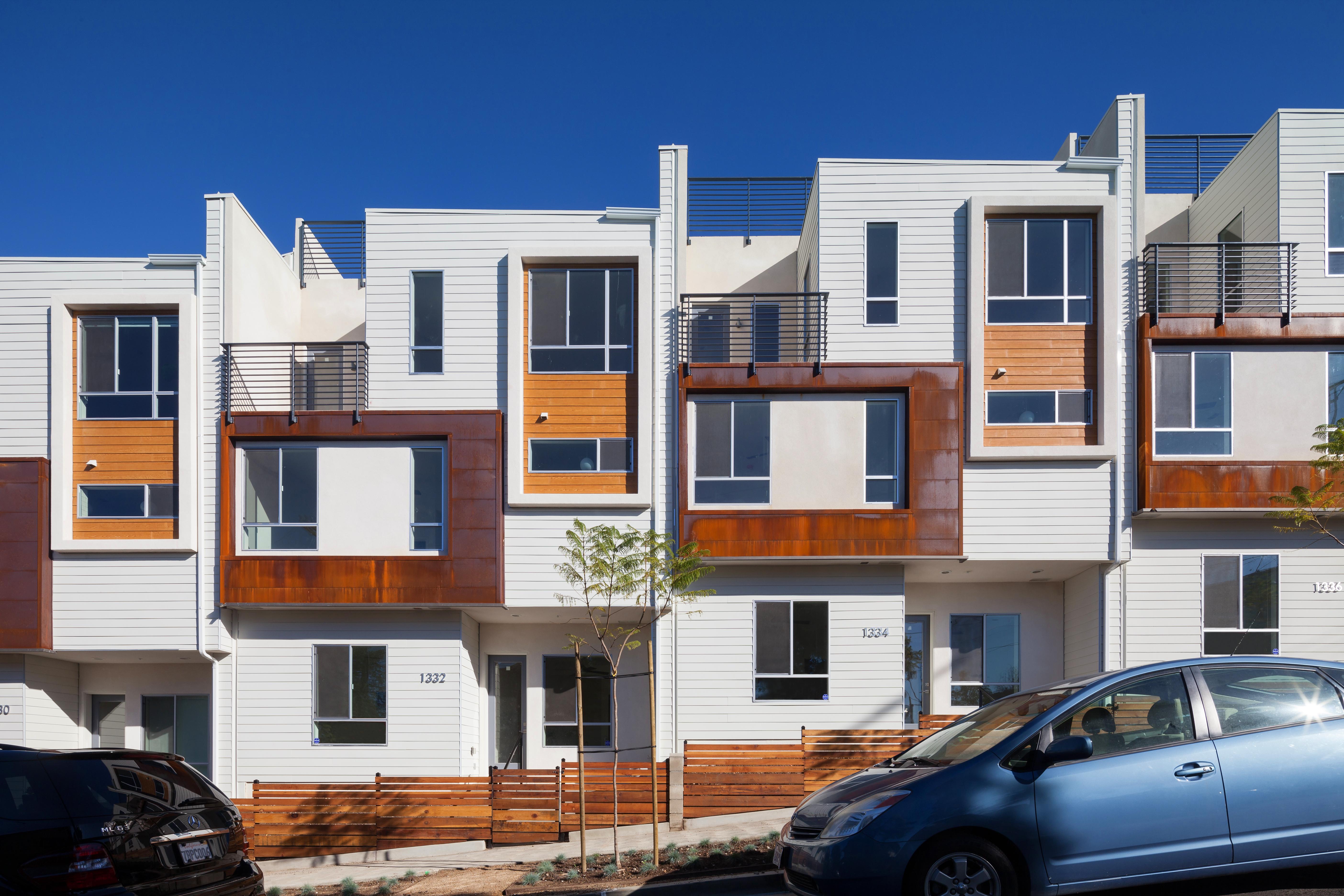 Small Lot Ordinances Provide Density Detached Builder