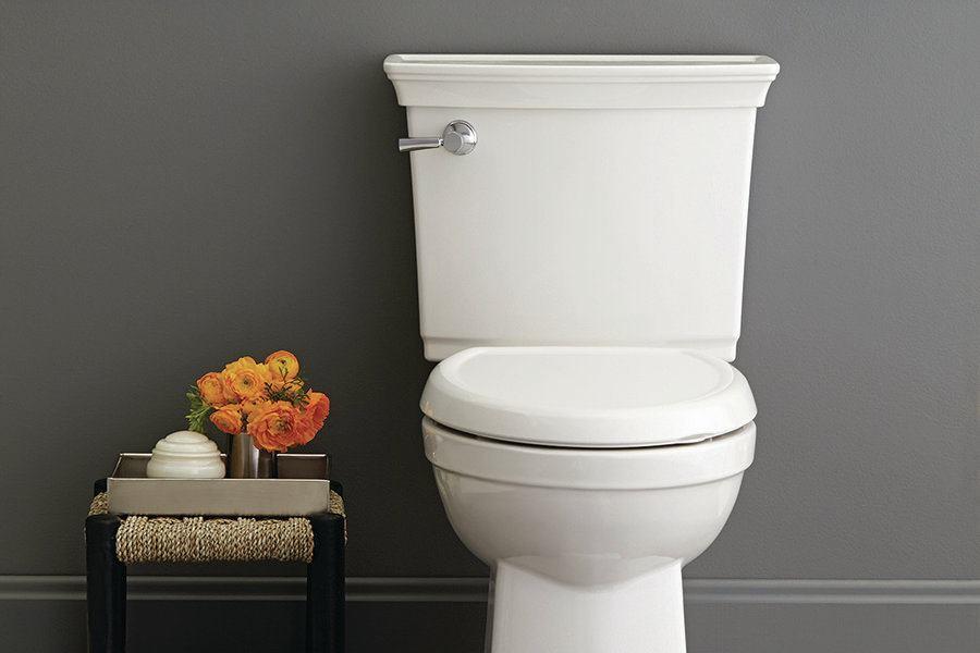 American Standard S Optum Vormax Delivers A Cleaner Flush