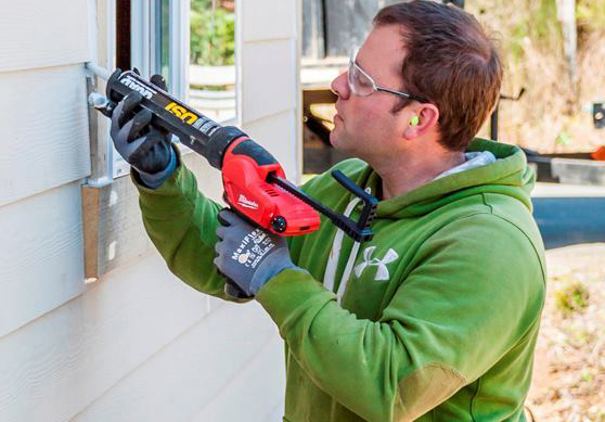 Selecting Exterior Caulk Jlc Online Caulks Adhesives