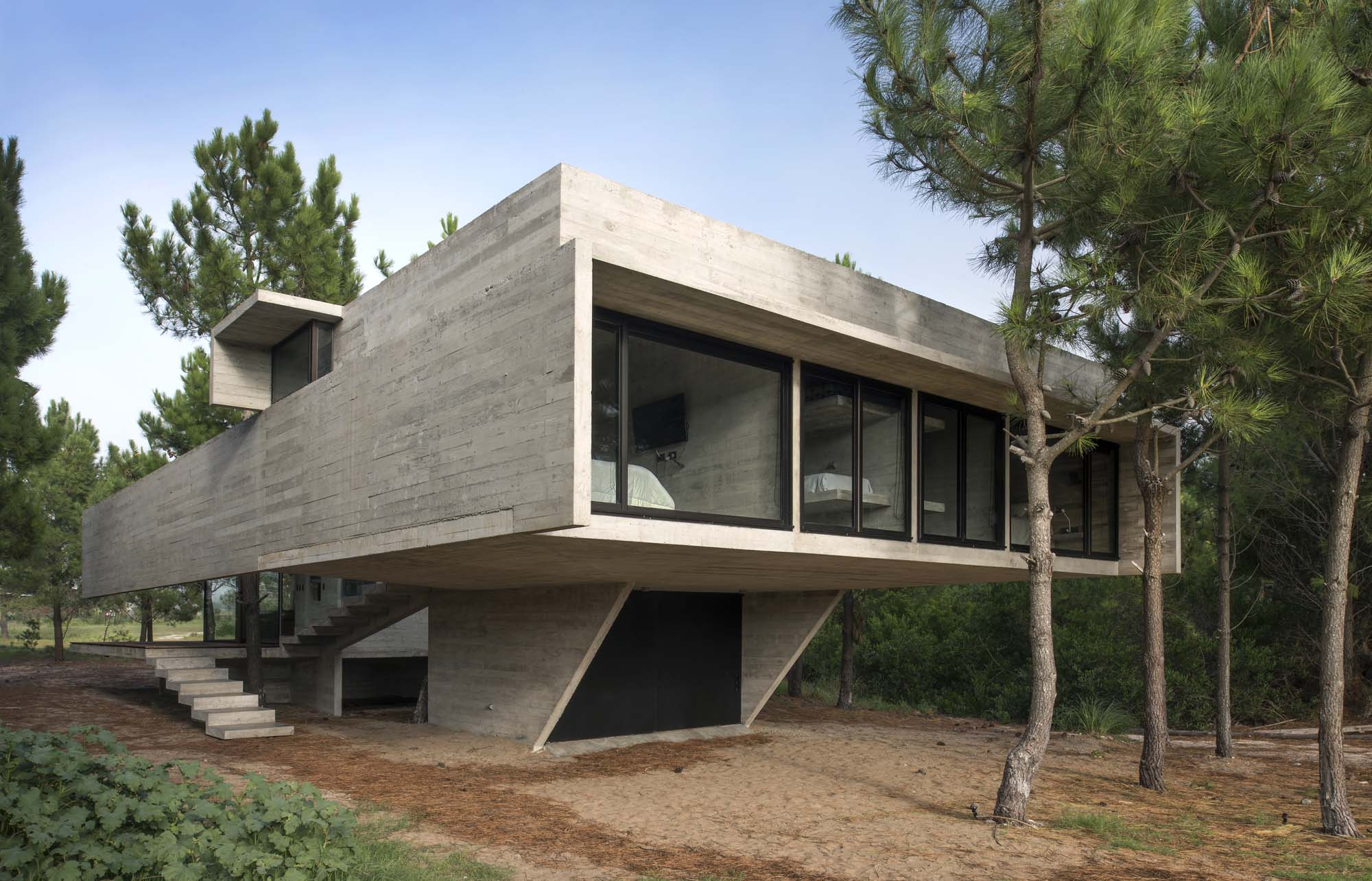 s j house architect magazine luciano kruk buenos aires