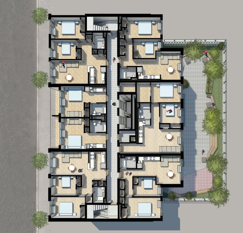 creston avenue residence custom home magazine award winning home builders melbourne kube design
