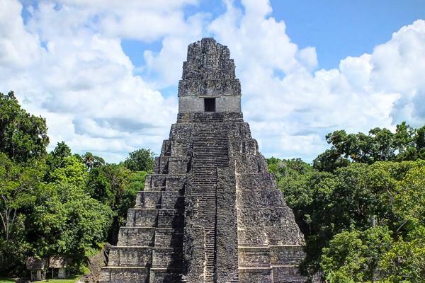 Tikal Guatemala Tikal Guatemala Where