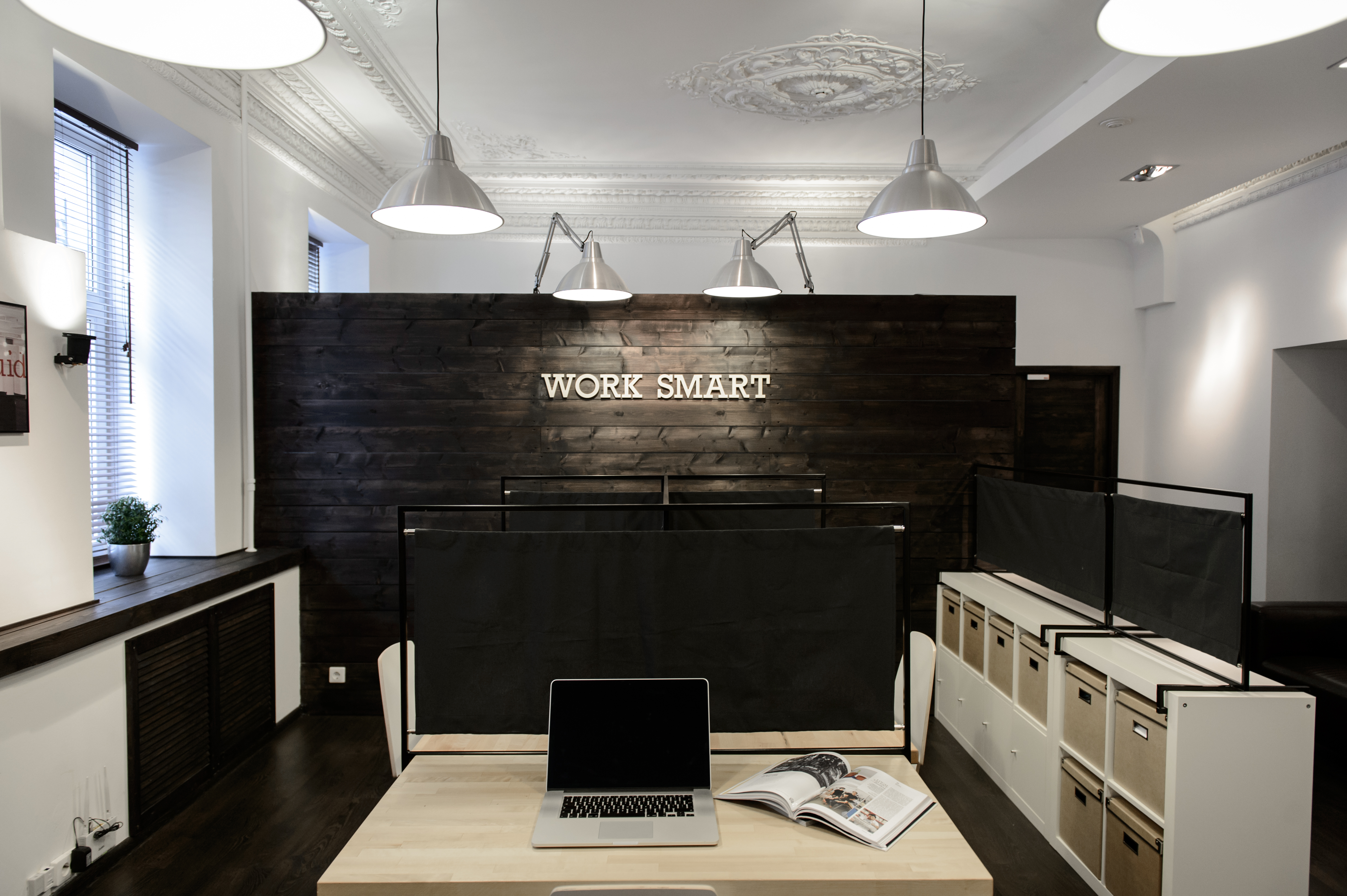 Work Smart Coworking Space Architect Magazine Epc Sht