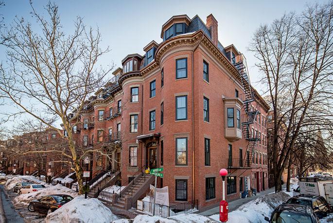 Boston Brownstones Architect Magazine Embarc Studio