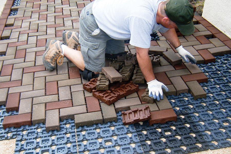 Concrete Free Pavers Professional Deck Builder