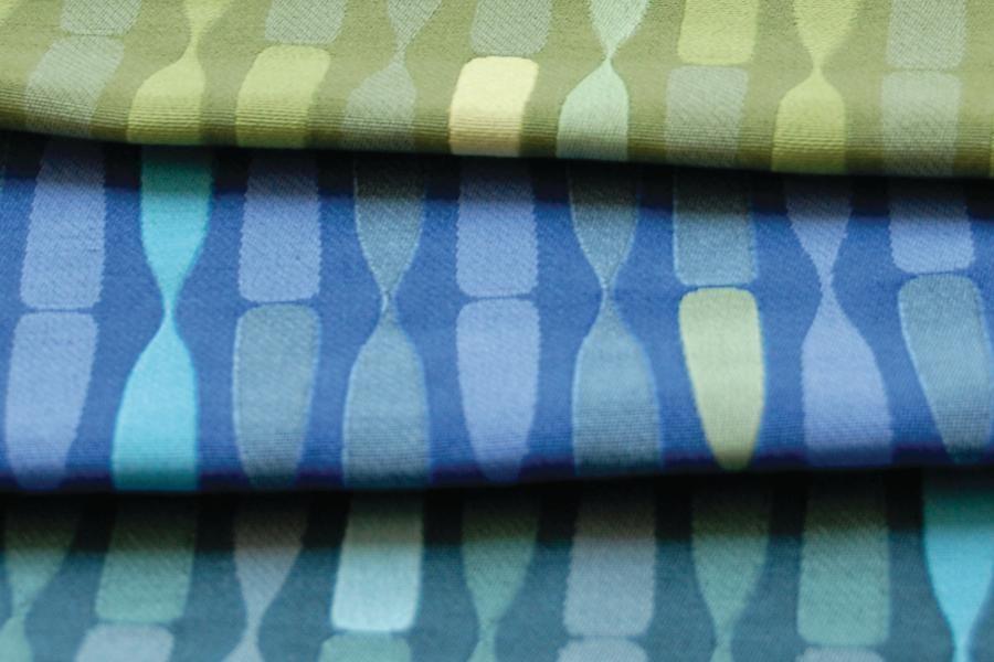 Luna textiles pop architect magazine interior design - Luna textil ...