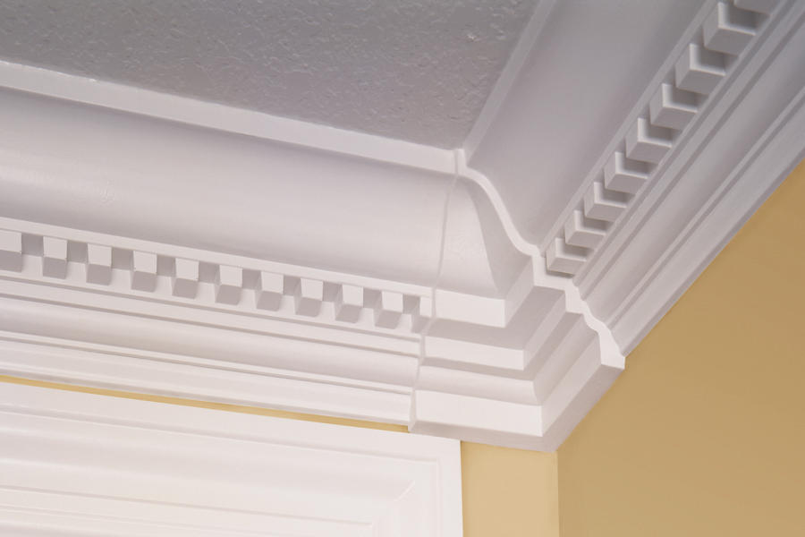 Crowning Achievement Fypon Miterless Molding Systems