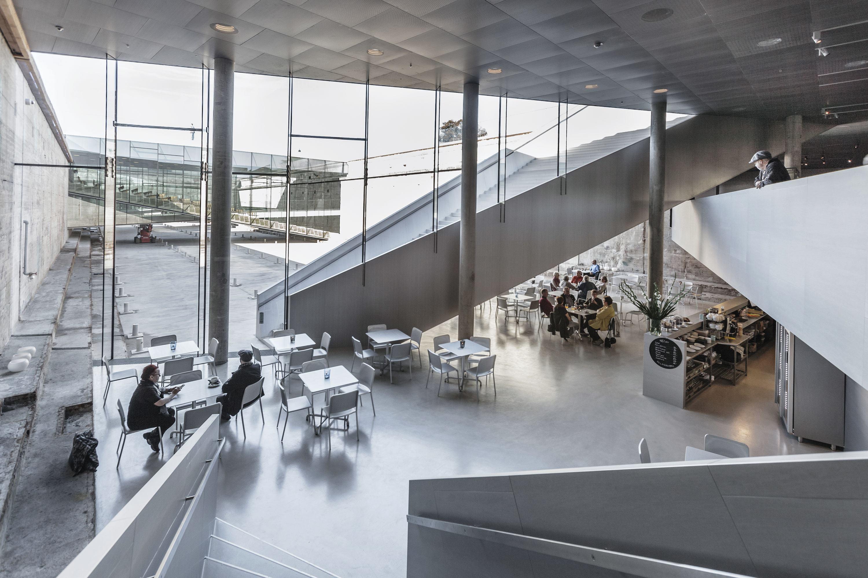 Danish maritime museum architect magazine cultural for Studio 11 architecture