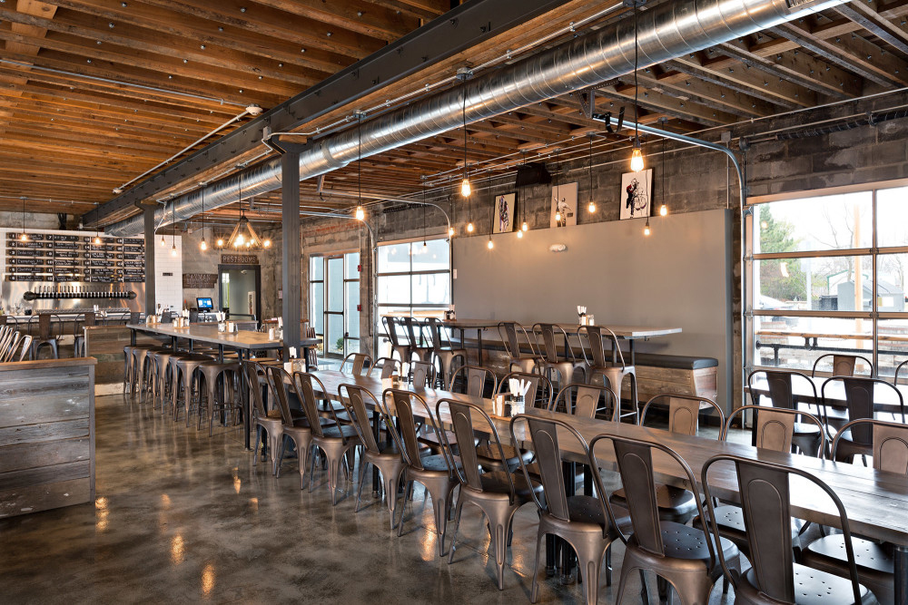 Taxman Brewing Co Architect Magazine Axis