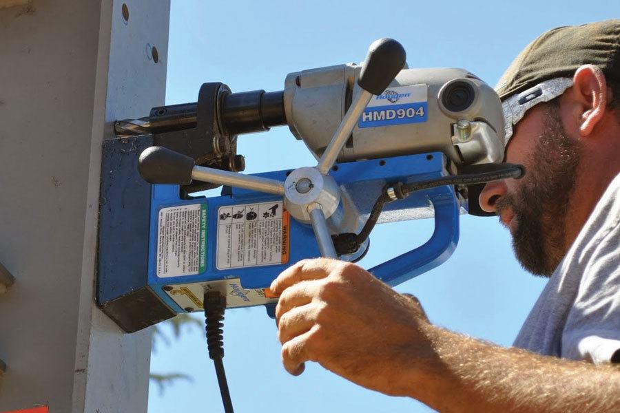 Hougen Hmd904 Magnetic Drill Jlc Online Tools And