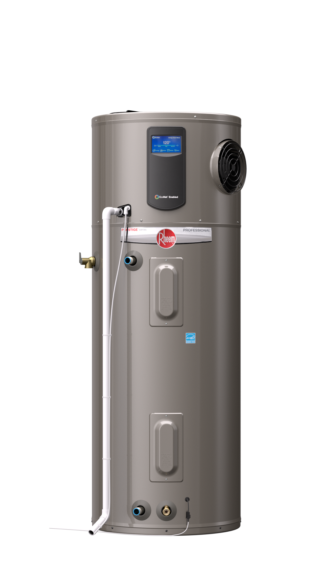 New Hot Water Heater From Rheem Reduces Energy Use By 73