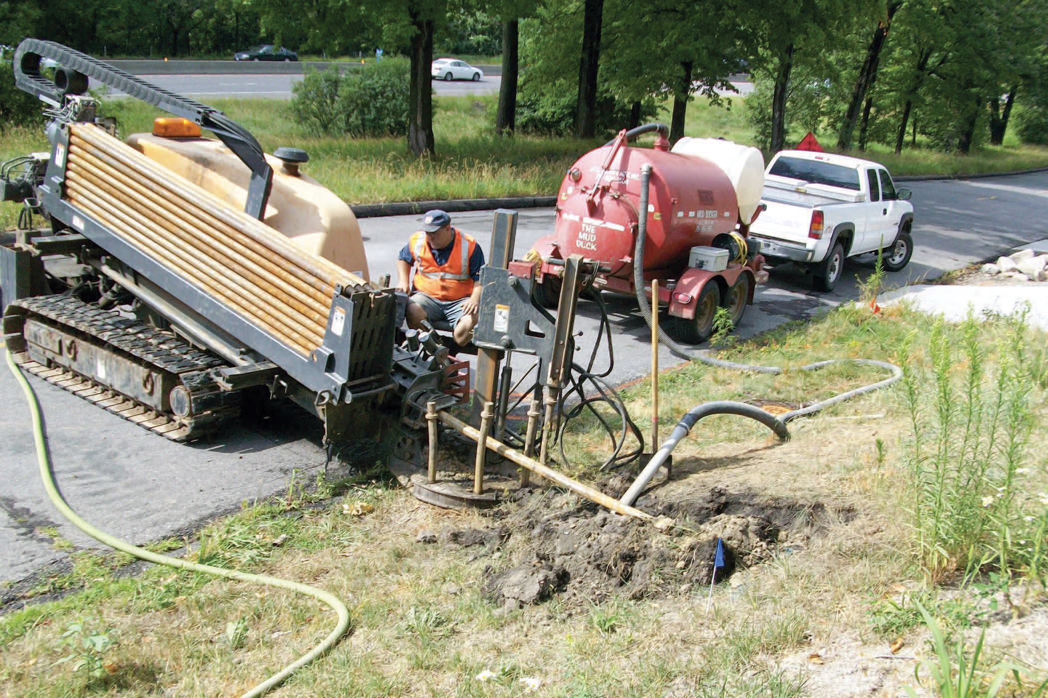 Trenchless Excavation Jlc Online Sitework Landscaping