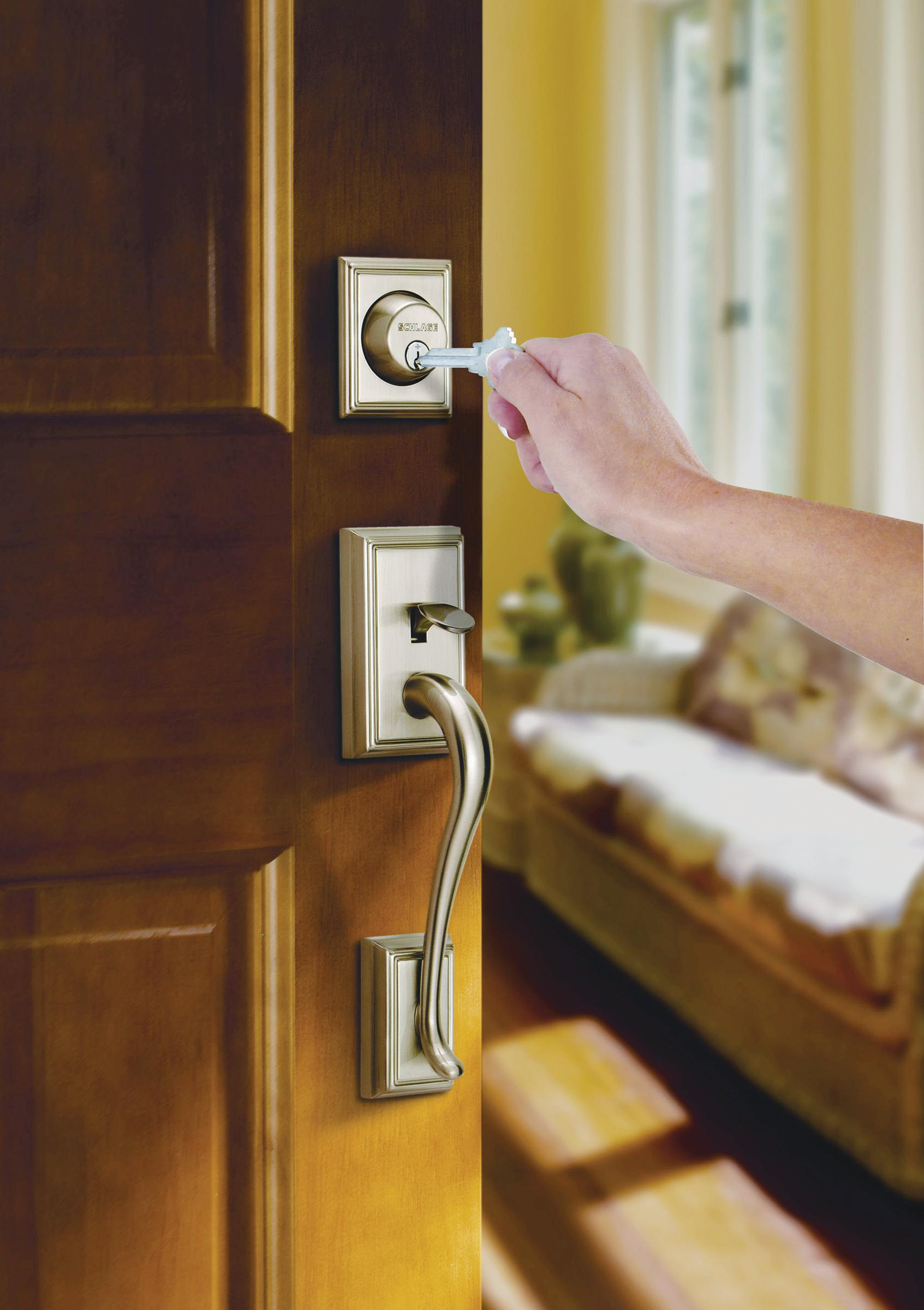 Schlage Securekey Locks And Deadbolts Remodeling