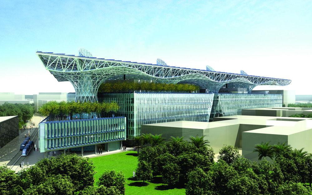 Masdar Headquarters Architect Magazine Adrian Smith