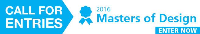Masters of Design 2016