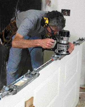 Hanging A Door From Scratch Jlc Online Saws Tools And
