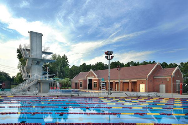 Morcom Aquatic Center Florida State University Aquatics