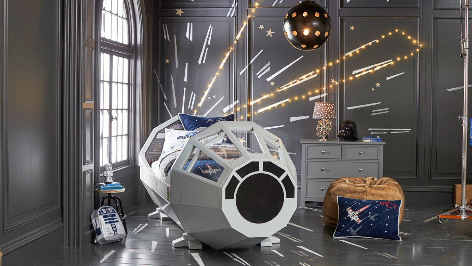 Star Wars Home Decor Takes Off Builder Magazine Design