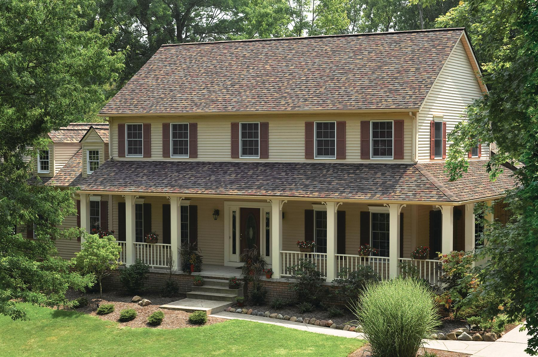 Duration Shingles Designer Colors Collection Remodeling