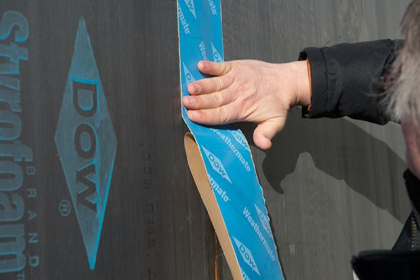 Ultra Air Barrier Wall System Dow Building Solutions