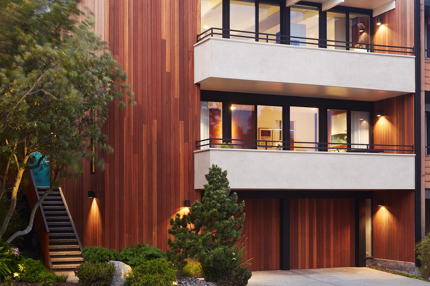 San Francisco Eichler Remodel Residential Architect Klopf