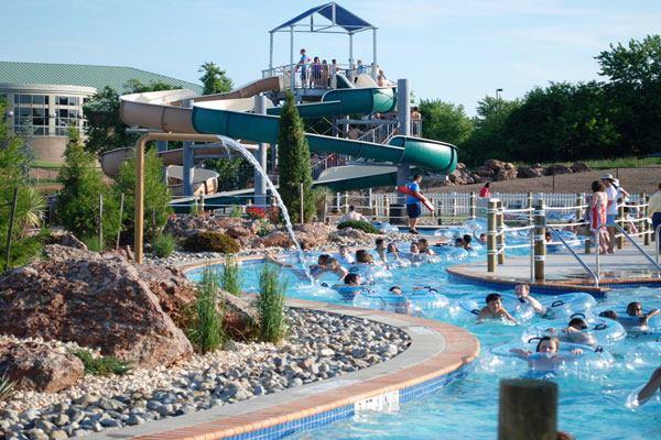 A V Symington Aquatic Center Aquatics International Magazine Award Winners Waterparks And