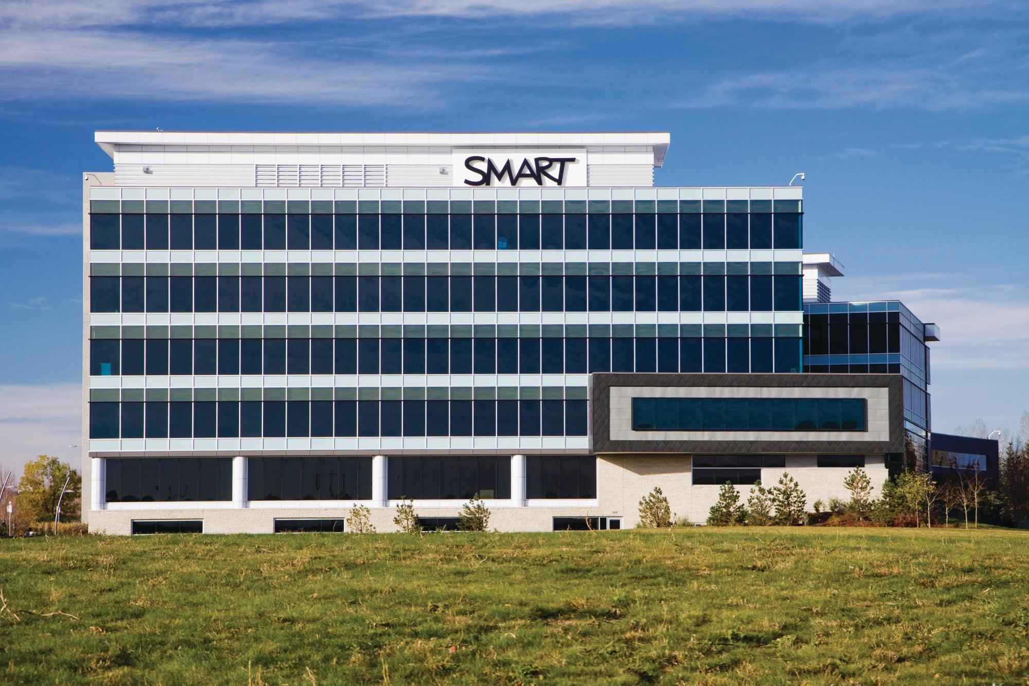 Smart Technologies Headquarters Architect Magazine