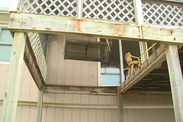 Beach House Deck Collapse Injures 26 Jlc Online Decks