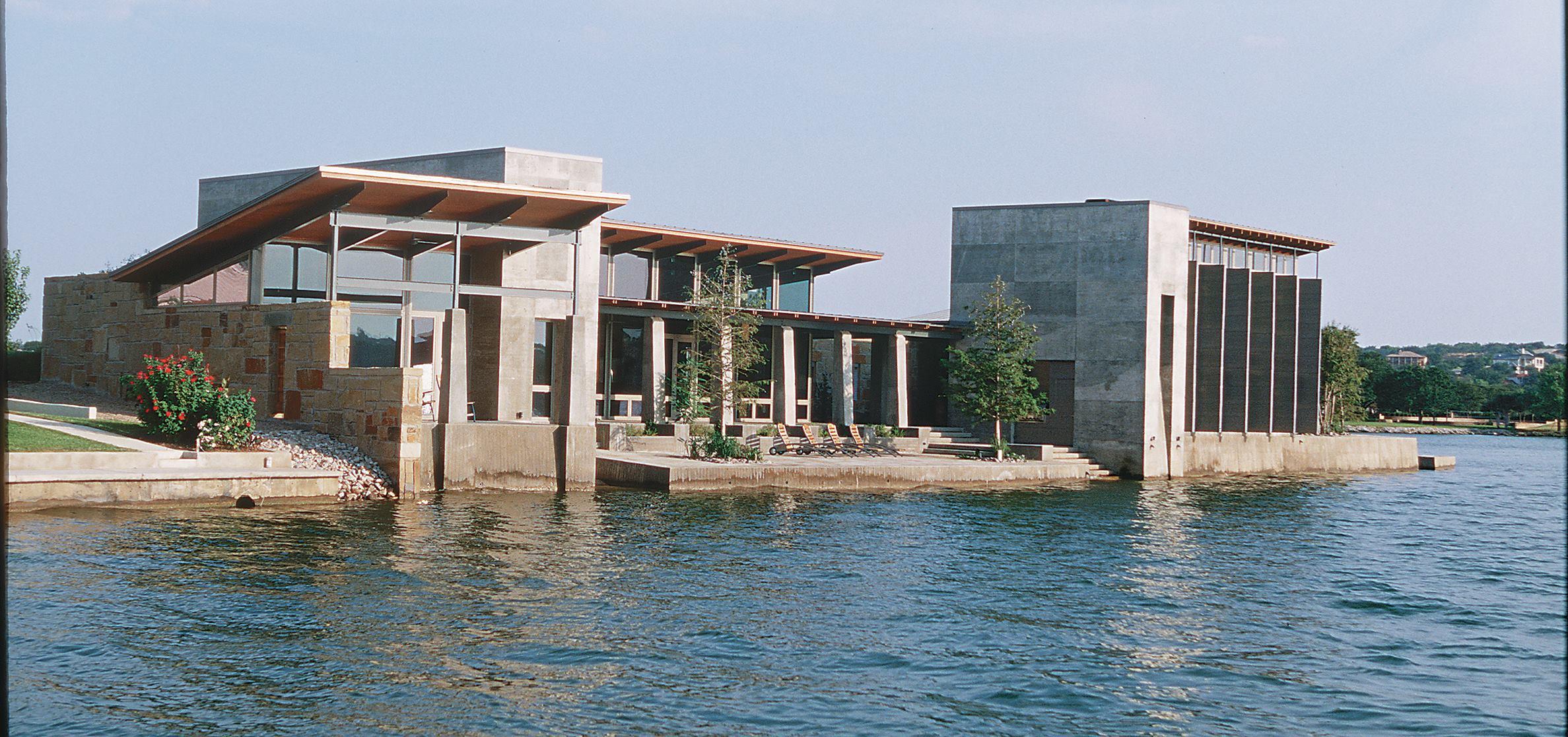 Lakeside Residence Horseshoe Bay Texas Residential