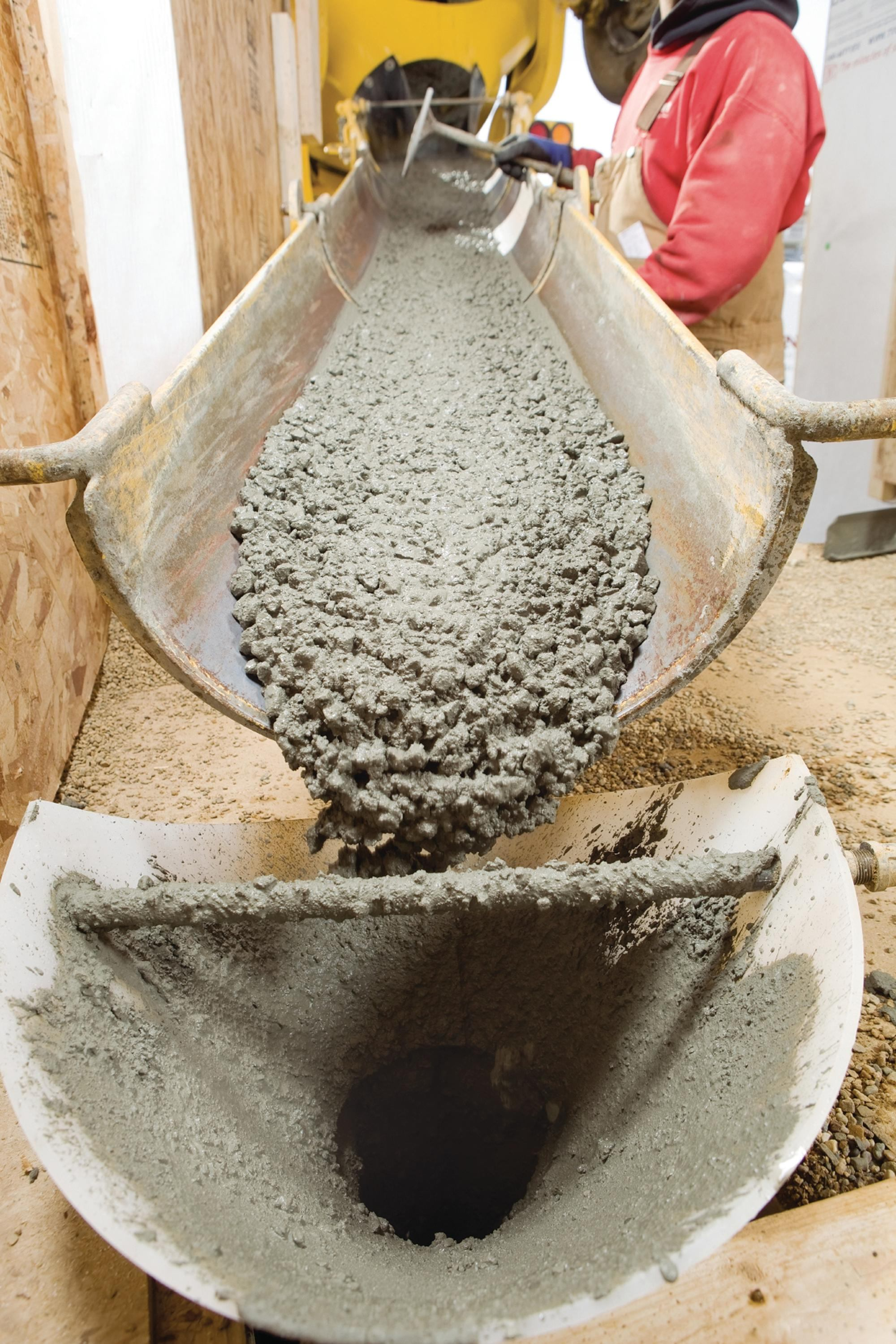 Concrete Mix For Laying Patio Slabs: Changes In Concrete Mix Design