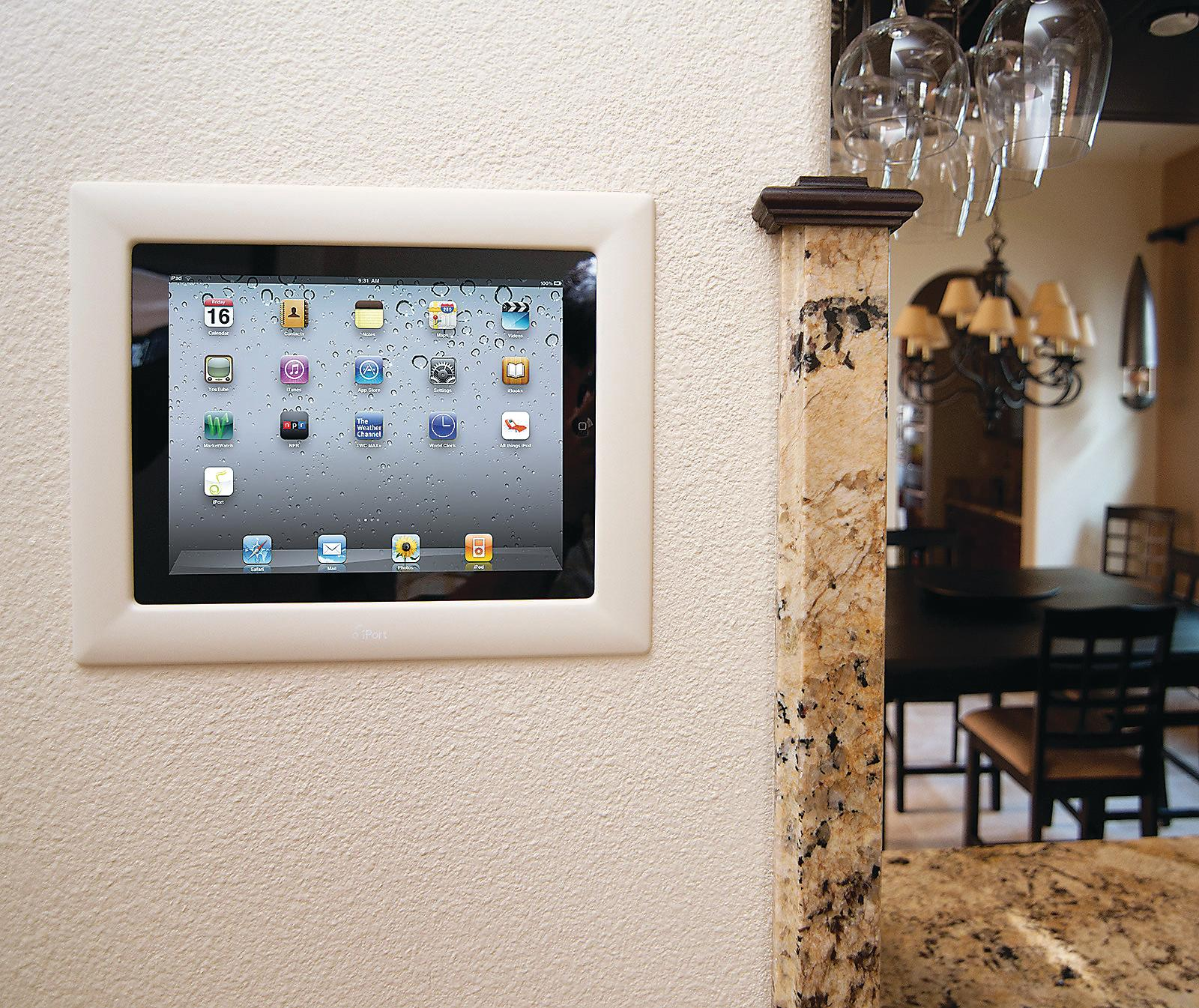 Iport Cm2000 And Cm100 Mounts For Ipad And Ipod Touch