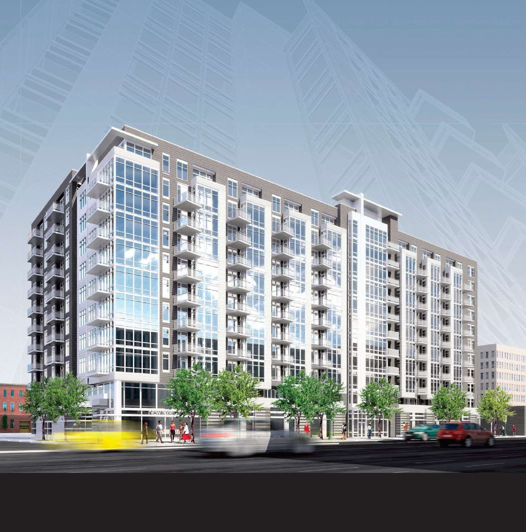 Competition for land acquisitions heats up multifamily for Apartment design competition