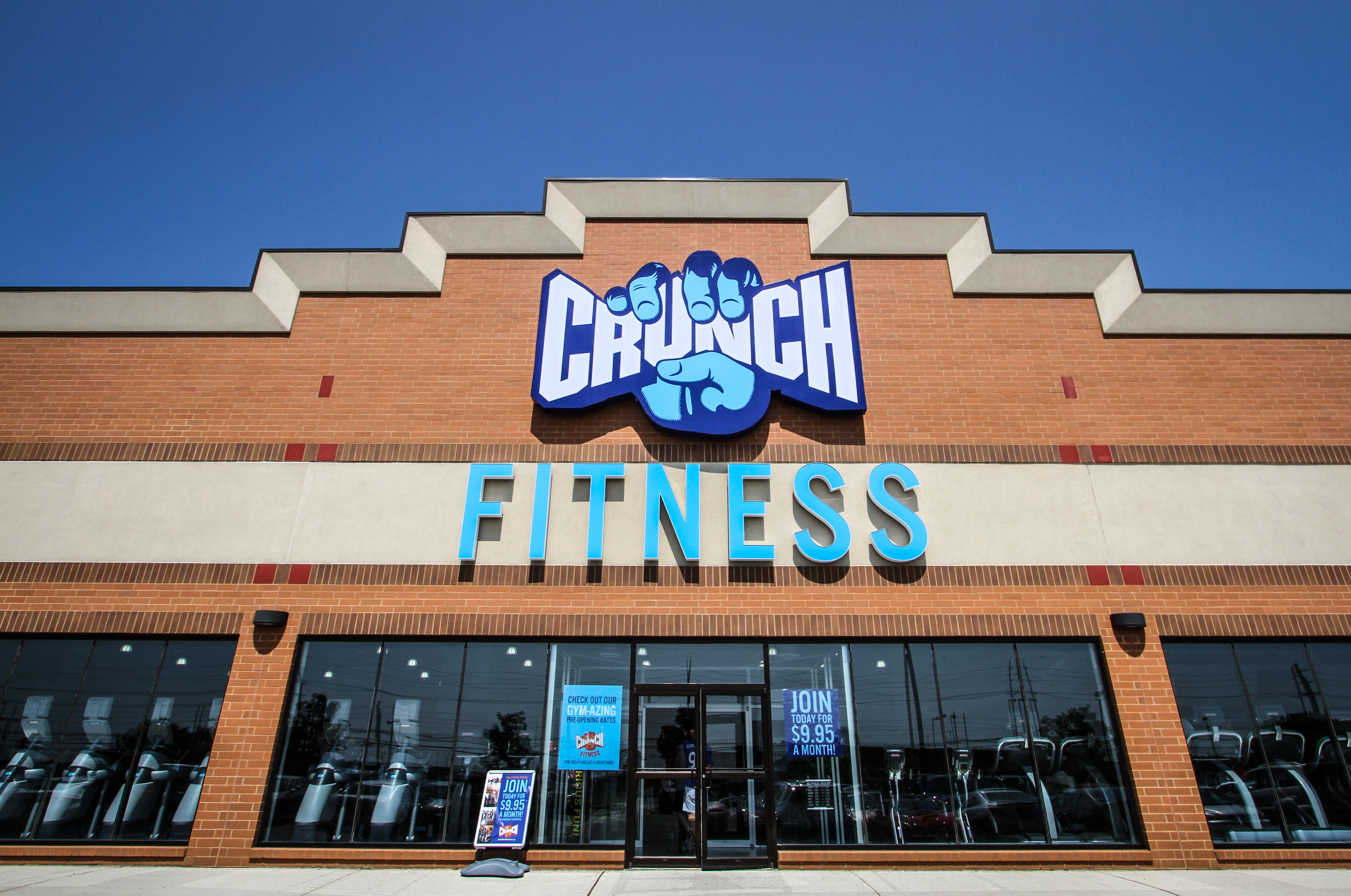 Outlets In Nj >> Crunch Fitness | Architect Magazine | Design Development ...