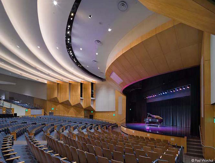 Langford Auditorium Architect Magazine Blair Mui Dowd Architects Nashville Tn Usa