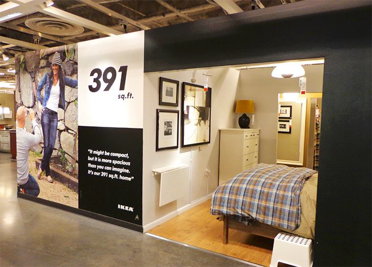 Micro Unit Designs By Ikea Multifamily Executive Magazine