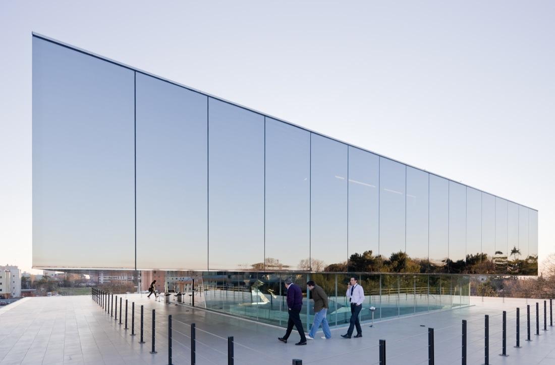 Vakko fashion center architect magazine rex istanbul for Rex architecture p c