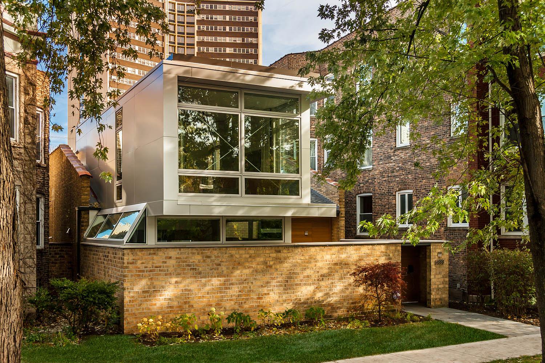 Periscope House Architect Magazine Nicholas Design