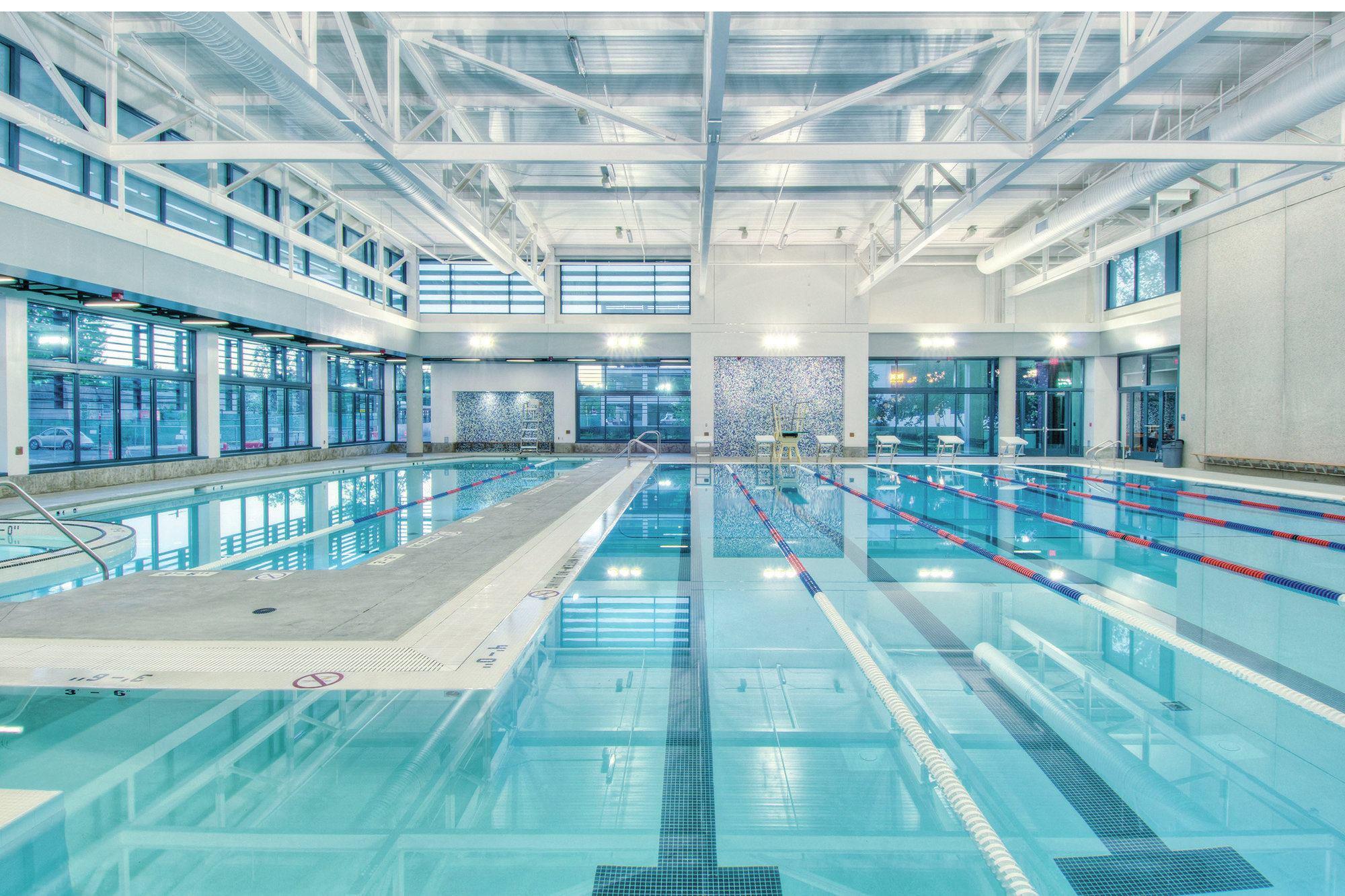 Aquatics international bestows dream designs title to for Pool design boise