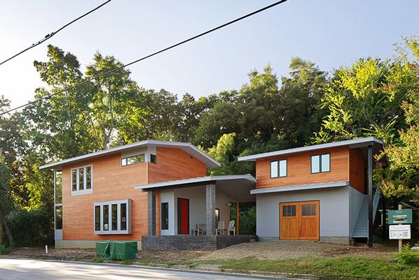 Modern Home In Raleigh Overcomes Historic Preservation