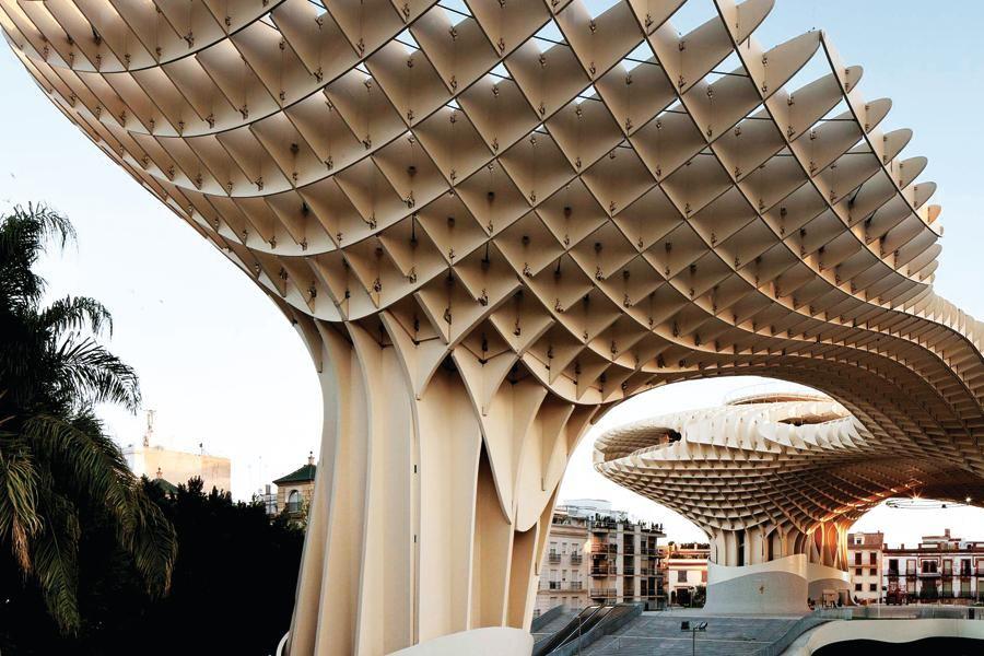 Metropol Parasol Architect Magazine Architects