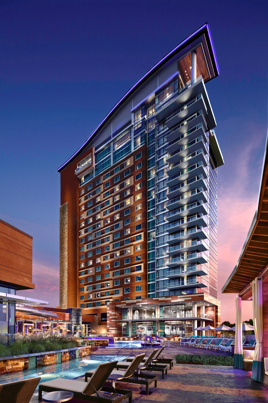 Wind Creek Hotel Architect Magazine Hnedak Bobo Group